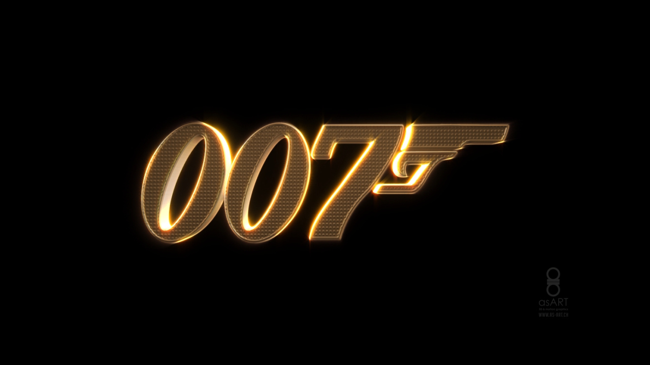007 LOGO REVEAL | FAN ART