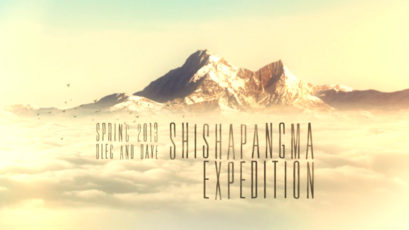 SHISHAPANGMA EXPEDITION | DVD OPENING
