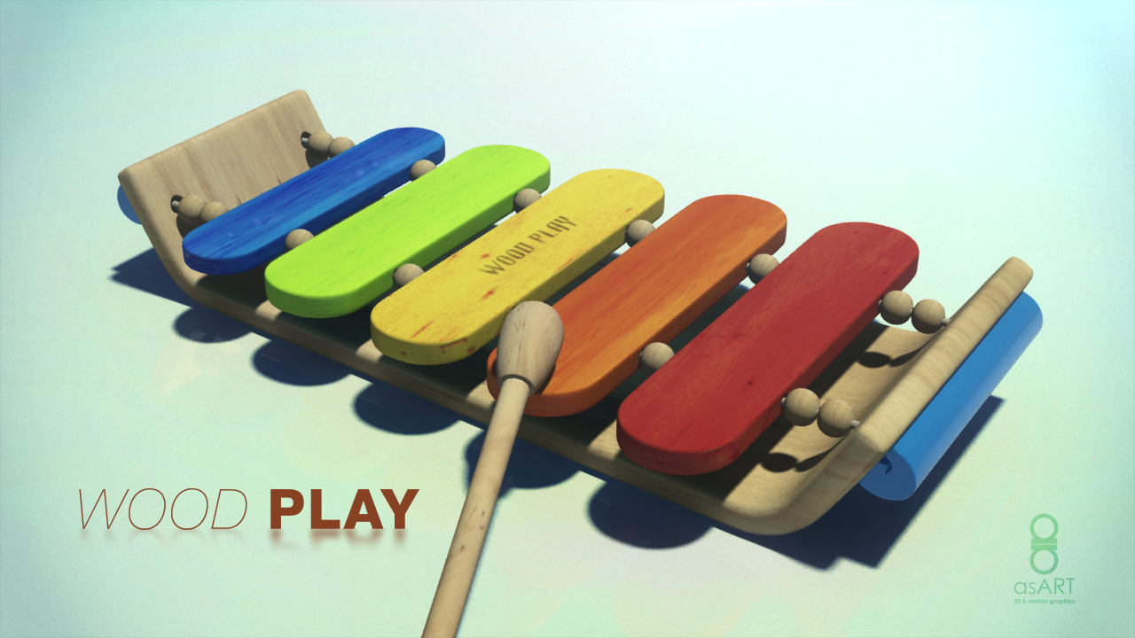 Wood Play | Xylophone