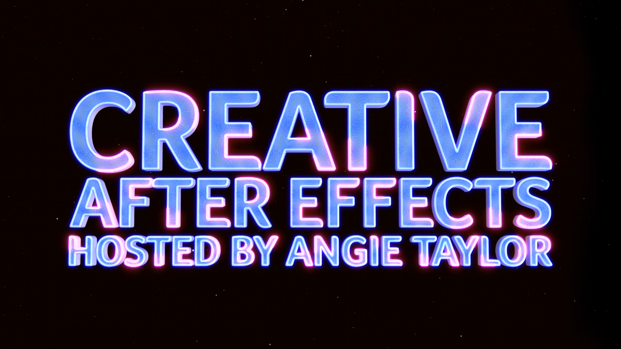 Fan-Art Title Reveal | Creative After Effects Group